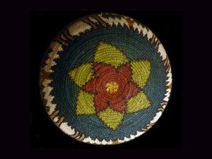 Flora and Fauna Basket 001