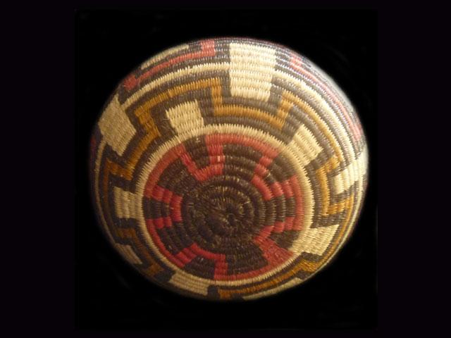 Tribal Designs Basket 016