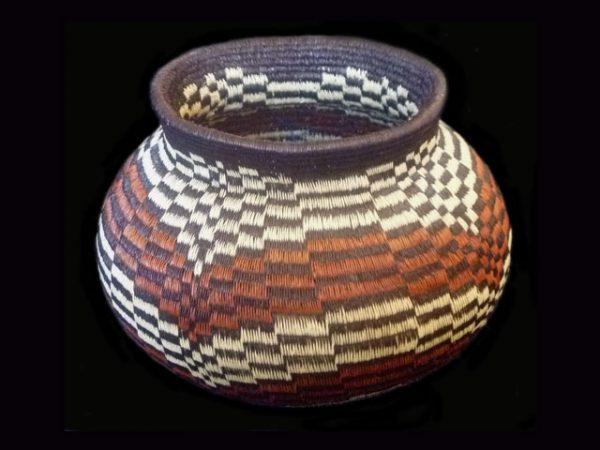 Tribal Designs Basket 017