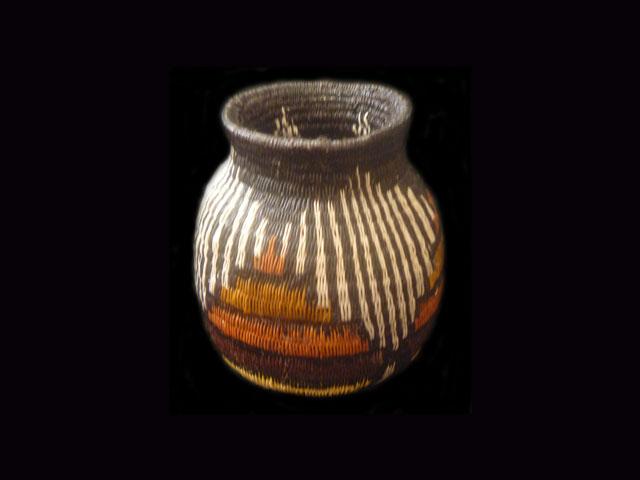 Tribal Designs Basket 010