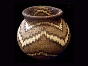 Tribal Designs Basket 011