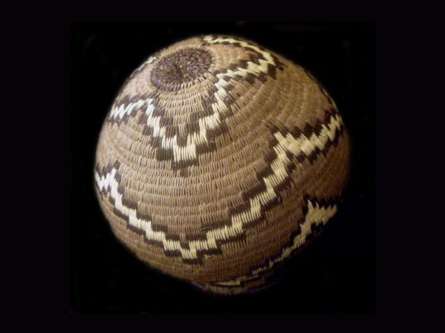 Tribal Designs Basket 011