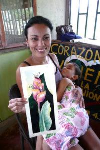 Mother, Child & Art