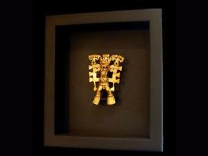 Gold Amulet