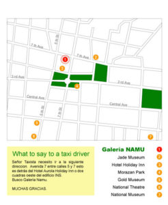 gallery namu map