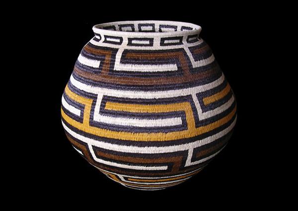 Wounaan Baskets