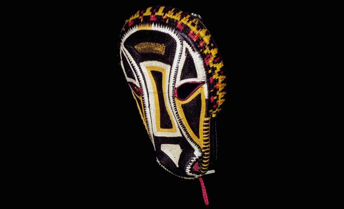 Woven Masks